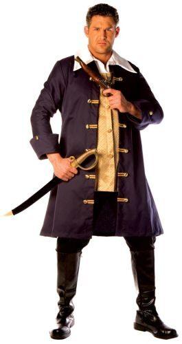 Adult Pirate Captain Costume