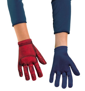 Childs Captain America Avengers Gloves