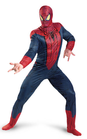 Amazing Spiderman Adult Costume