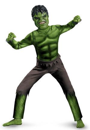 Boys Hulk Avengers Kids Costume