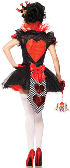 Sexy Royal Queen of Hearts Costume