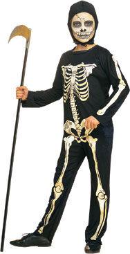Skeleton Kids Costume