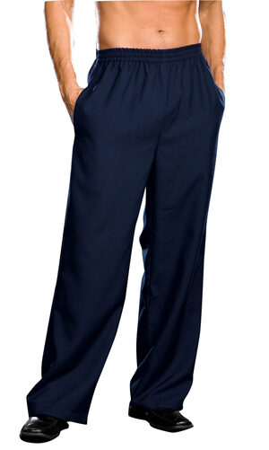 Mens Navy Pants Adult Costume