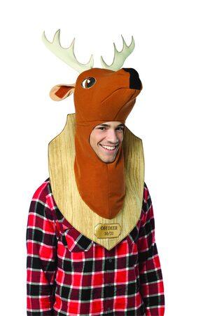 Oh Deer Trophy Funny Adult Costume