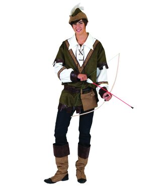 Sherwood Forest Robin Hood Adult Costume