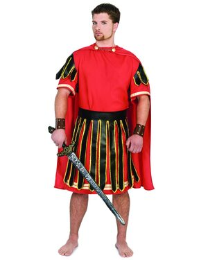 Mens Roman Spartan Warrior Adult Costume
