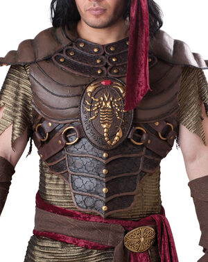Elite Scorpion Warrior Mens Adult Costume
