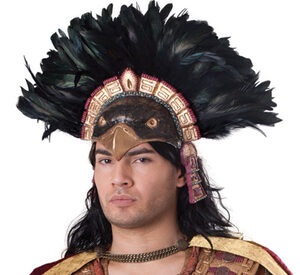 Mens Elite Mayan King Adult Costume