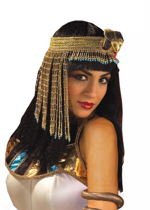 Egyptian Cleopatra Snake Headpiece