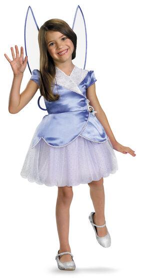 Silvermist Secret of the Wings Fairy Kids Costume