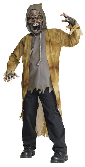 Boys Street Zombie Kids Costume
