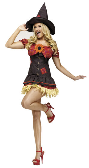 Sexy Wizard of Oz Scarecrow Sweetie Costume