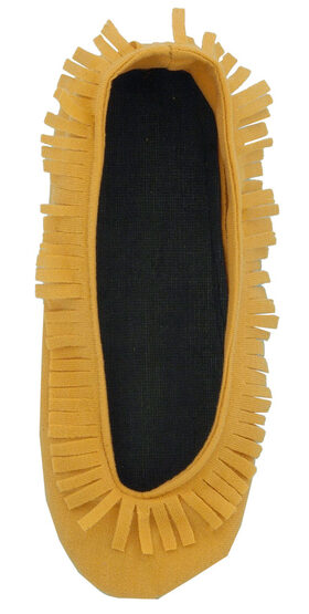 Indian Moccasin Shoe Covers