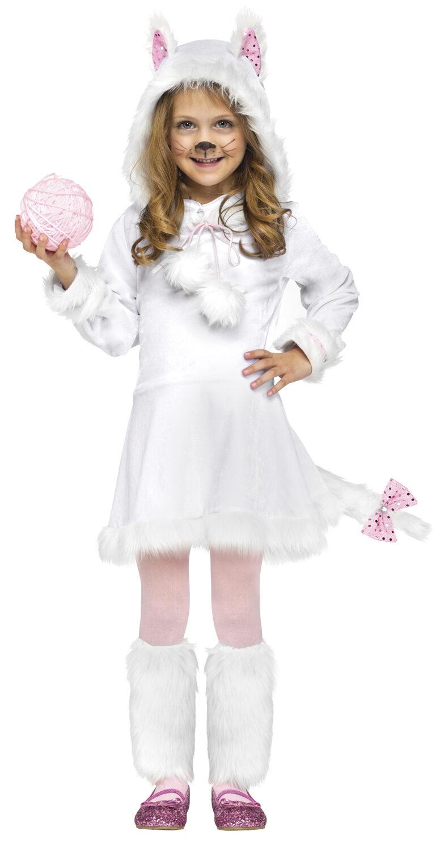 Girls Persian Kitty Cat Kids Costume  sc 1 st  Mr. Costumes & Girls Persian Kitty Cat Kids Costume - Mr. Costumes