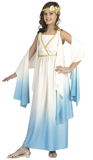 Teen Greek Goddess Athena Teen Costume