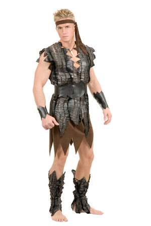 Bad Barbarian Warrior Adult Costume