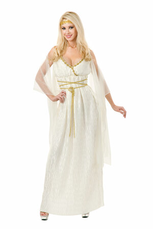Sexy Womens Greek Princess Costume