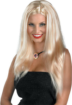 Adult Barbie Long Wig