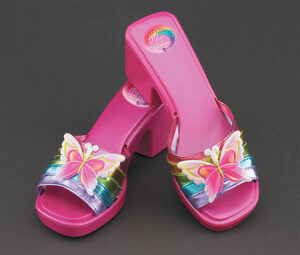 Kids Fairy Rainbow Shoes