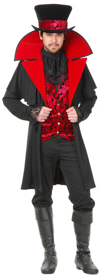 Jack the Ripper Vampire Adult Costume