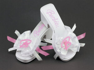 Barbie Forever Kids Shoes