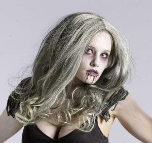 Dead Zombie Queen Wig