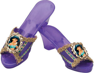 Kids Disney Princess Jasmine Shoes