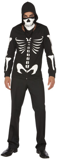 Dustin Bones Skeleton Adult Costume