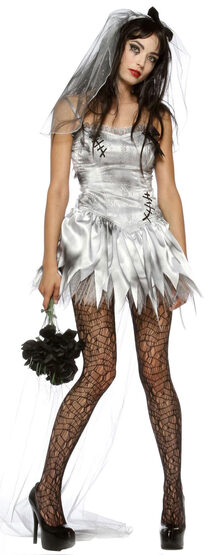 Sexy Marry Me Dead Zombie Costume