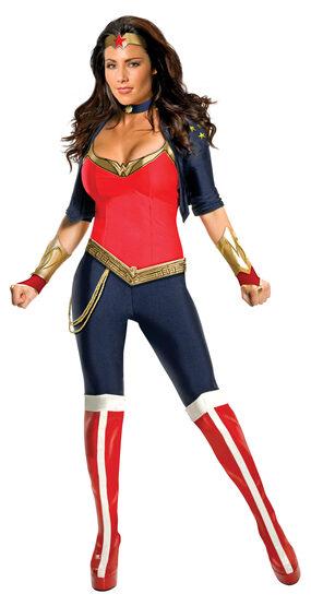 Deluxe Wonder Woman Adult Costume