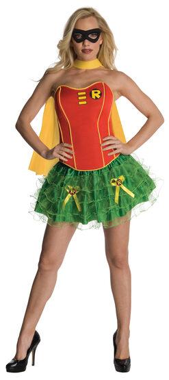 Sexy Robin Corset Tutu Costume