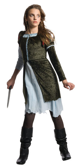 Snow White Warrior Teen Costume