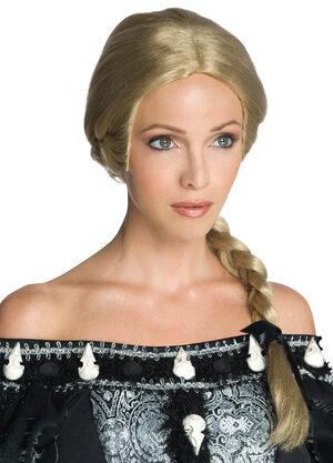 Evil Queen Ravenna Wig