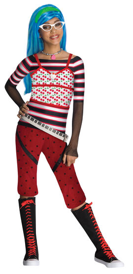 Ghoulia Yelps Monster High Kids Costume