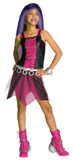 Spectra Vondergeist Monster High Kids Costume