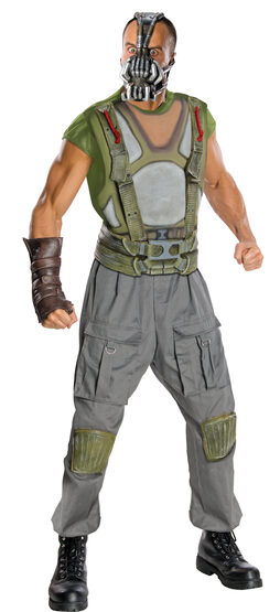 Deluxe Bane Batman Villain Adult Costume