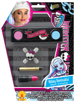 Monster High Abbey Bominable Makeup Kit
