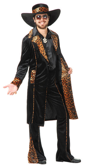 Cat Man Do Pimp Daddy Adult Costume