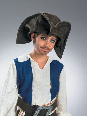 Authentic Kids Pirate Hat