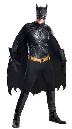 Dark Knight Rises Grand Heritage Batman Adult Costume