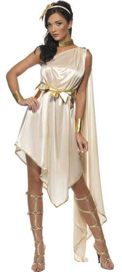 Sexy Womens Roman Goddess Costume