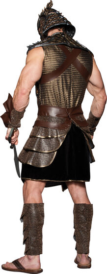 Dragon Lord Barbarian Warrior Adult Costume