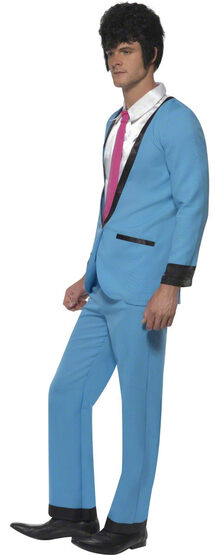 1950s Teddy Boy Adult Costume