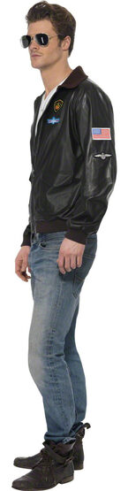Top Gun Pilot Jacket Adult Costume