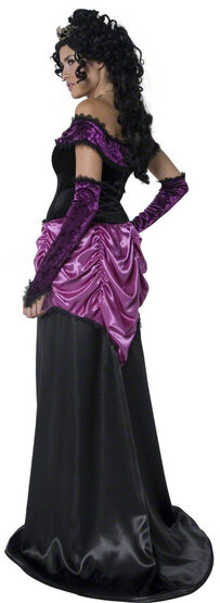 Countess Nocturna Gothic Vampire Adult Costume