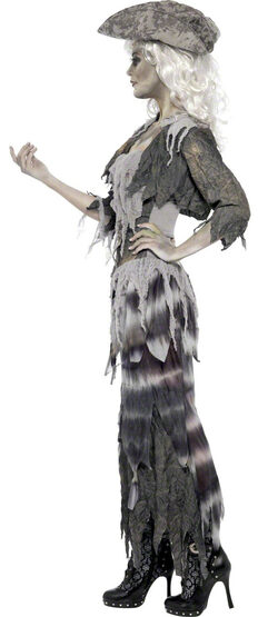 Womens Ghost Ship Pirate Adult Costume