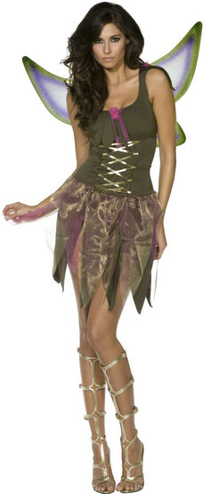 0d9f141780c Sexy Woodland Fairy Fever Costume - Mr. Costumes