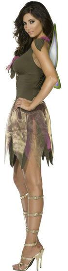 Sexy Woodland Fairy Fever Costume