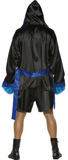 Down For The Count Boxing Champion Adult Costume