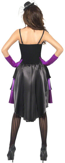 Sexy Burlesque Lolita Saloon Girl Costume